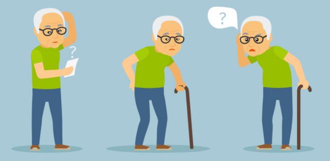 退休后的迷惘期