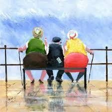 """退休,要准备的就是""""四老""""。老友,老健,老居,了,老本"""