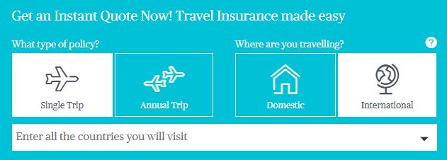 旅行保险单次 VS 一年