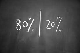 20%和80%人的分别可以总结出有目标都人注定会领导没有目标的人;而没有目标的人会跟随有目标的人。