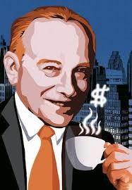 巴菲特喝咖啡