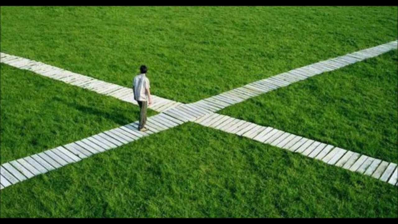 选择未来的道路
