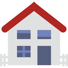 颜色房屋icon
