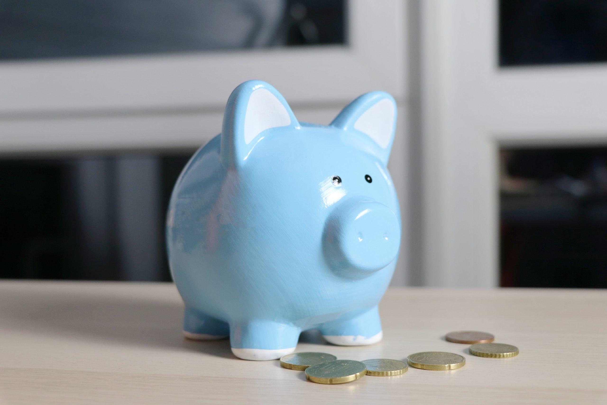 储蓄,存钱