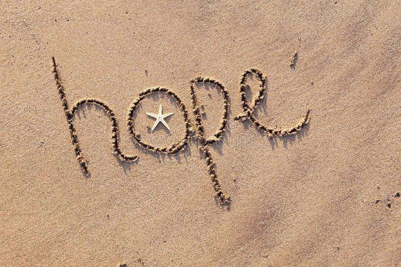 希望 沙滩