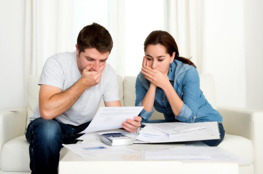 步骤3: 你的财务状况怎样?