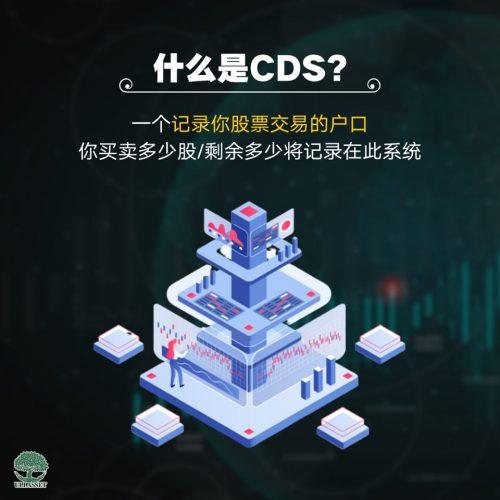 什么是CDS